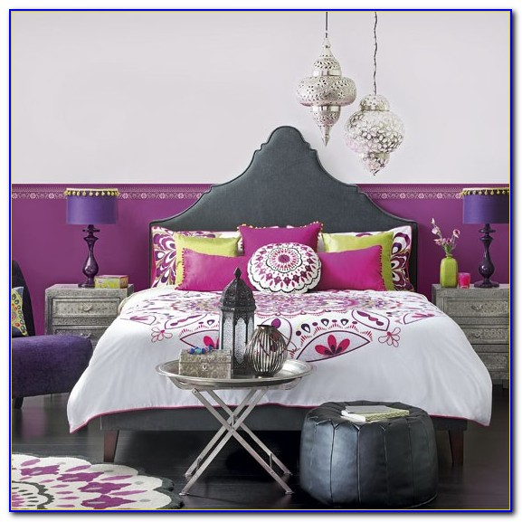 Moroccan Inspired Bedroom Furniture
