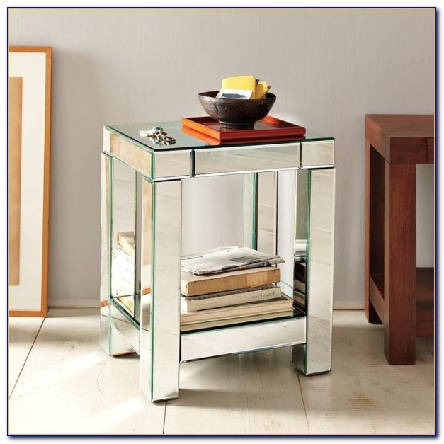 Narrow End Tables For Bedroom