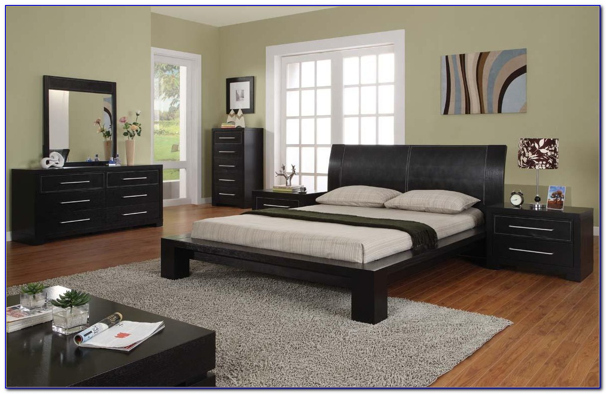 New York Style Bedroom Furniture