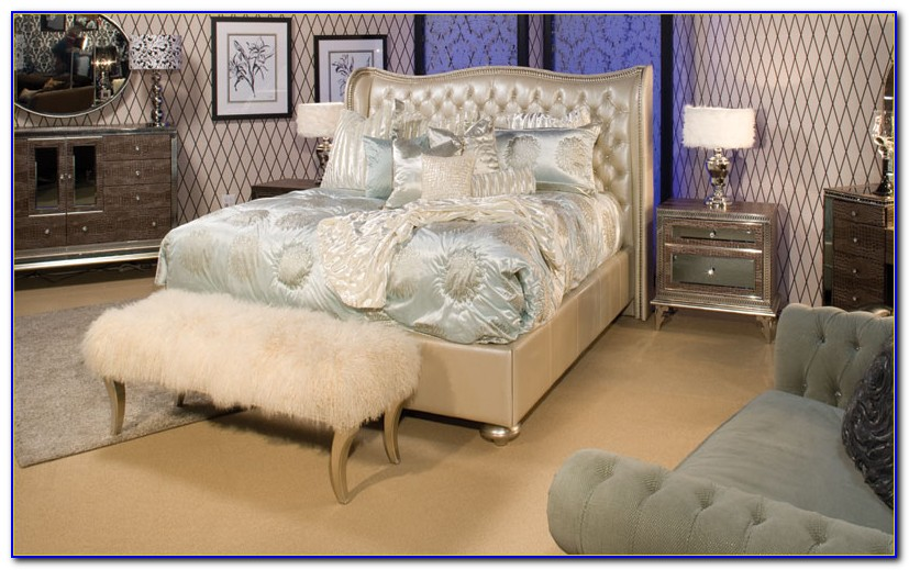 Old Hollywood Glam Bedroom Furniture