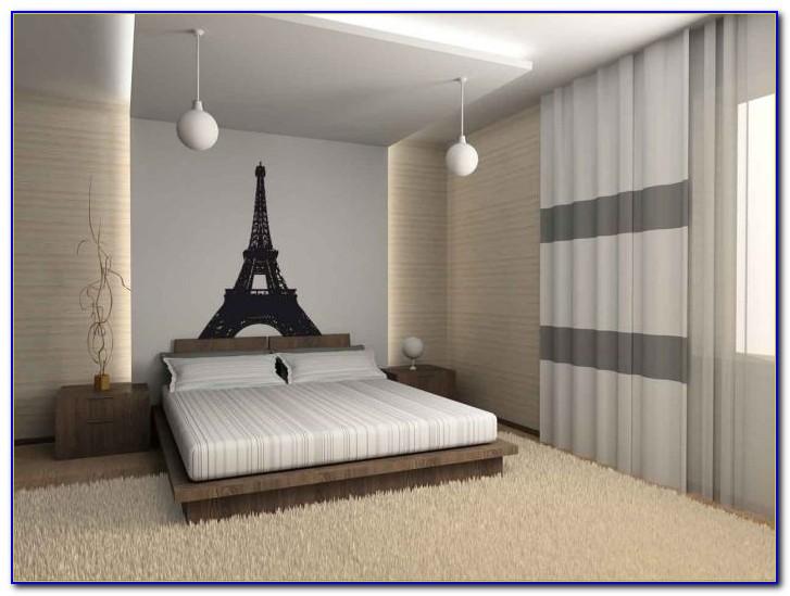 Paris Bedroom Decorating Ideas