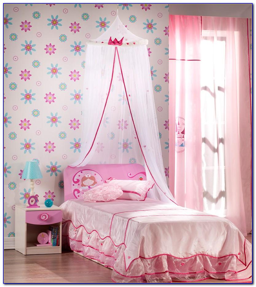 Paris Bedroom For Little Girl