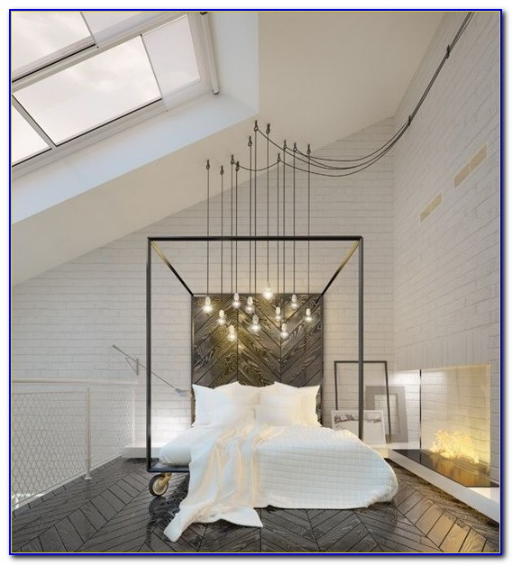 Pendant Light Fixture For Bedroom