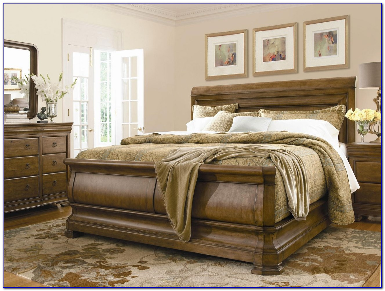 Pennsylvania House Cherry Bedroom Set