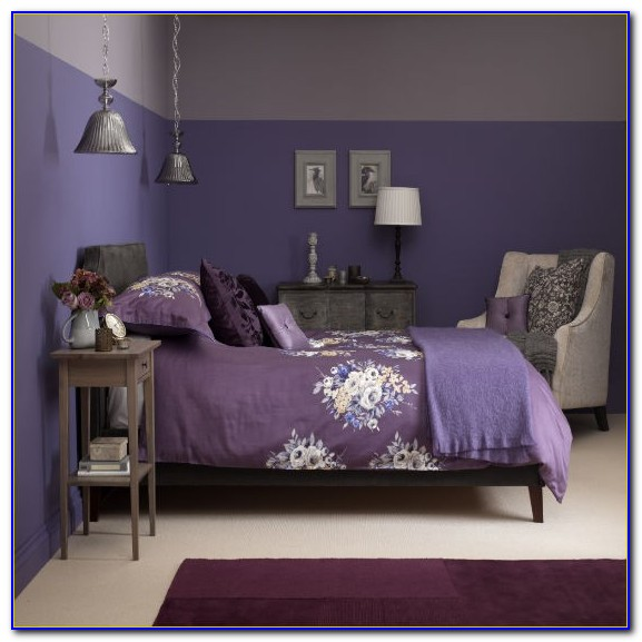Pink Blue And Purple Bedrooms