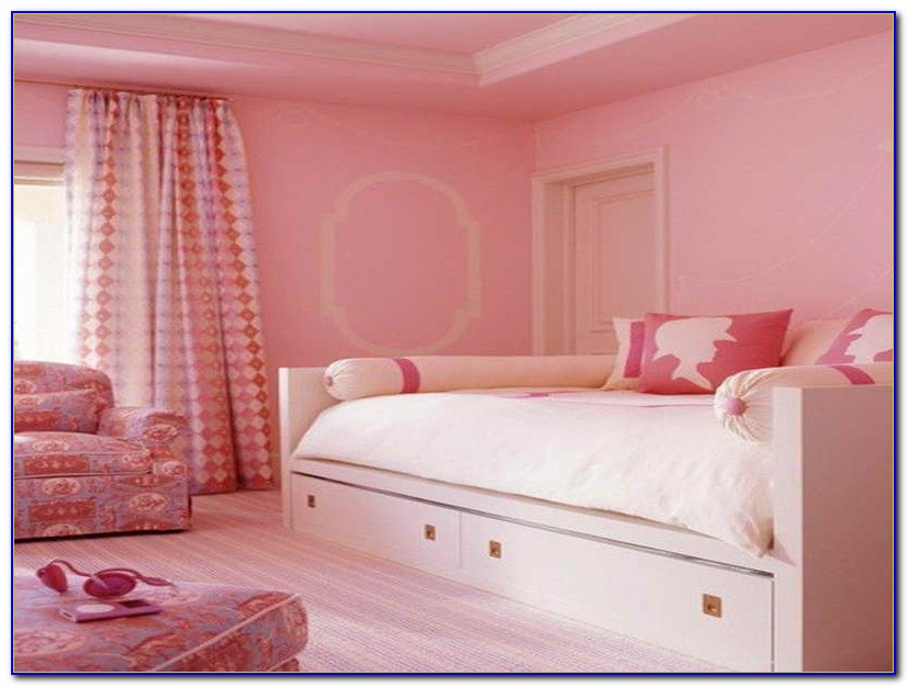 Pink Paint Colors For Rooms