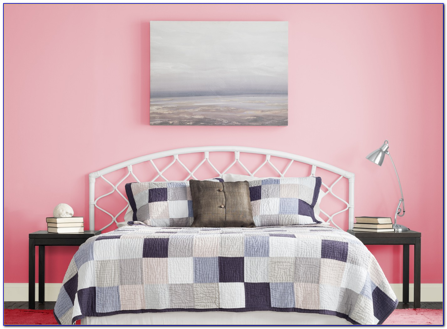 Pink Paint Ideas For Bedroom
