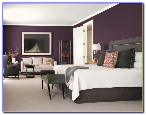 Purple And Gray Bedroom Accessories