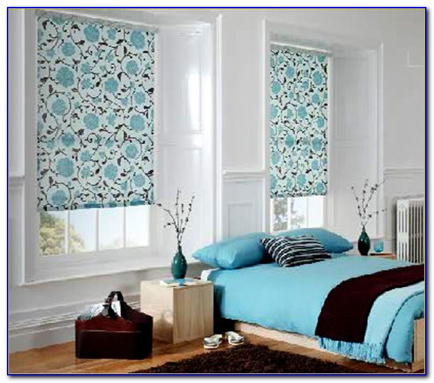 Roman Shades For Bedroom Windows