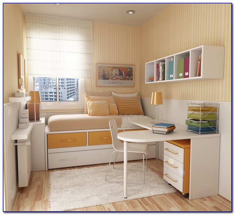 Room Ideas For Small Bedrooms