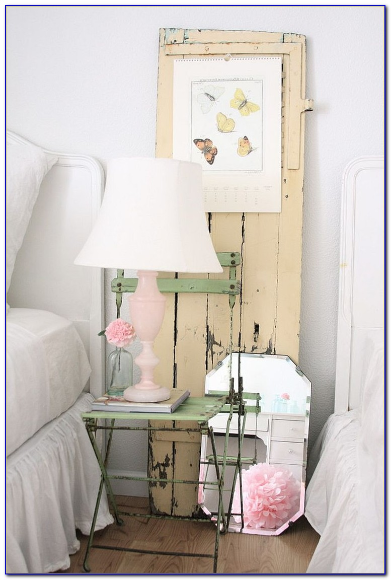Shabby Chic Bedroom Wall Lights