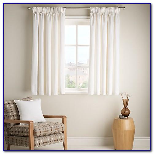 Short Bedroom Window Curtains