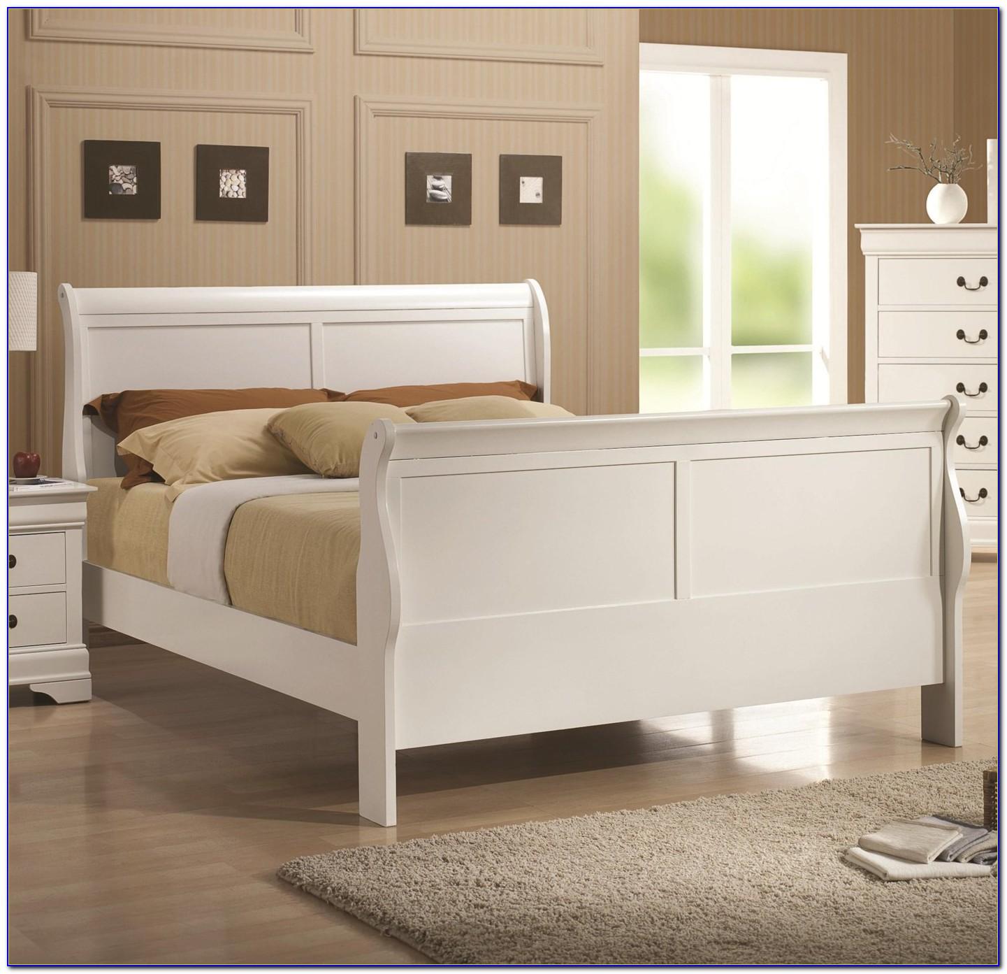 Sierra White 5 Piece Queen Size Bedroom Set