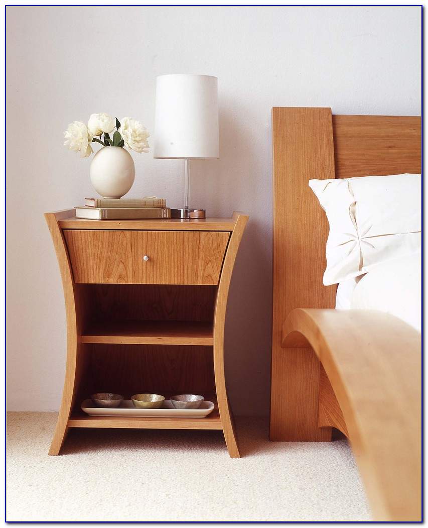Small Bedroom Side Table Ideas