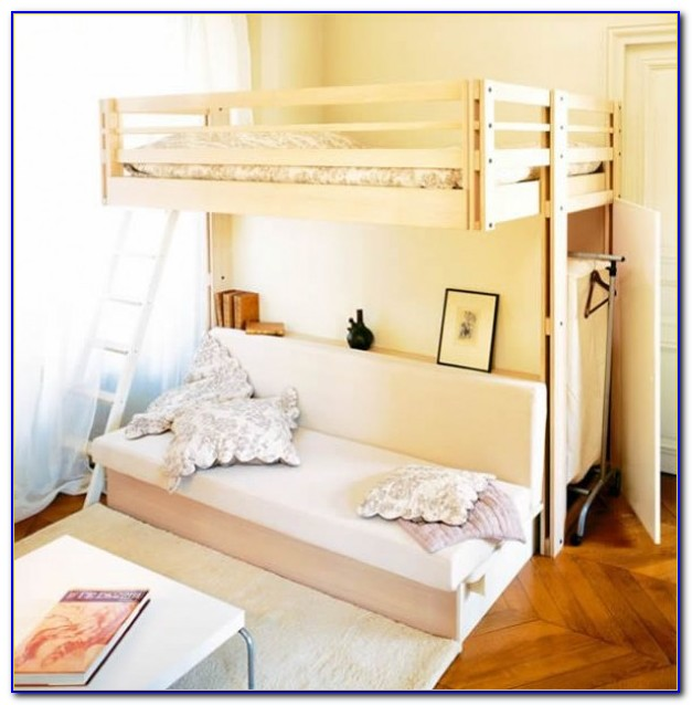 Space Saving Design For Bedroom