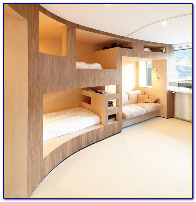 Space Saving Ideas For Box Bedrooms