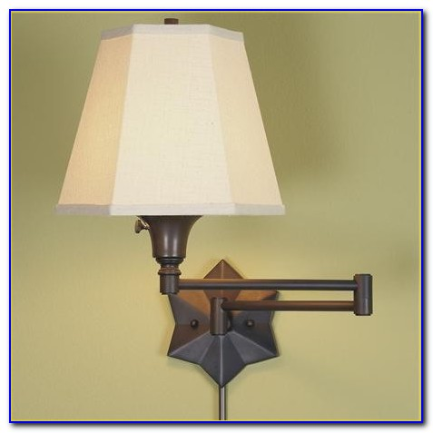 Swing Arm Lamps For Bedroom