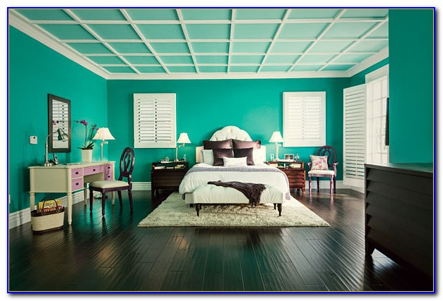 Teal Paint Colors For Bedrooms