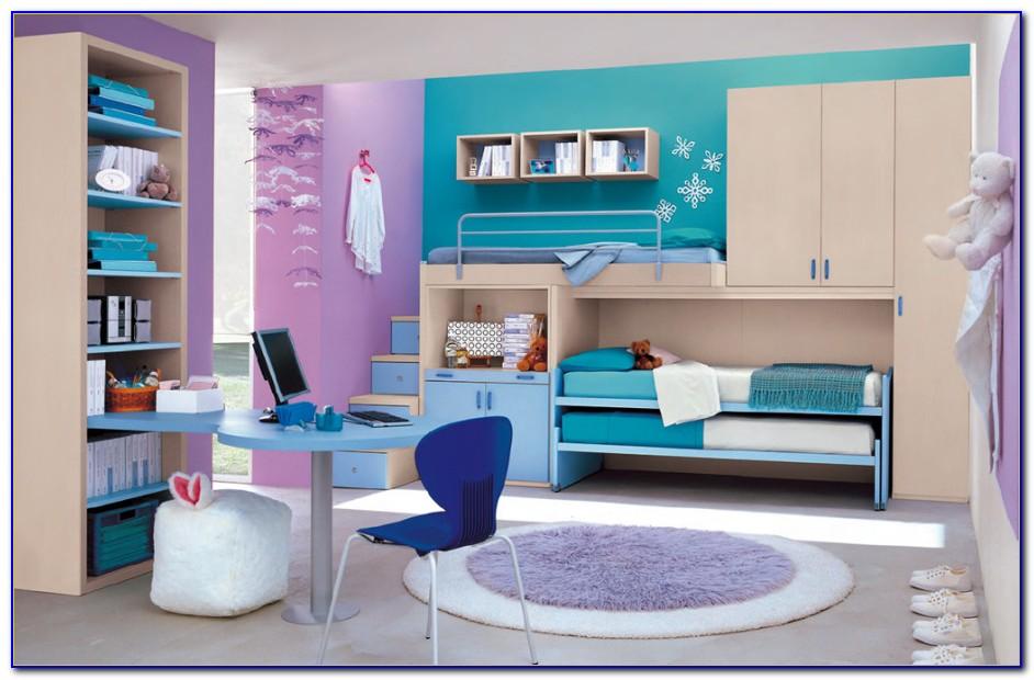 Teenage Girl Bedroom Set Up