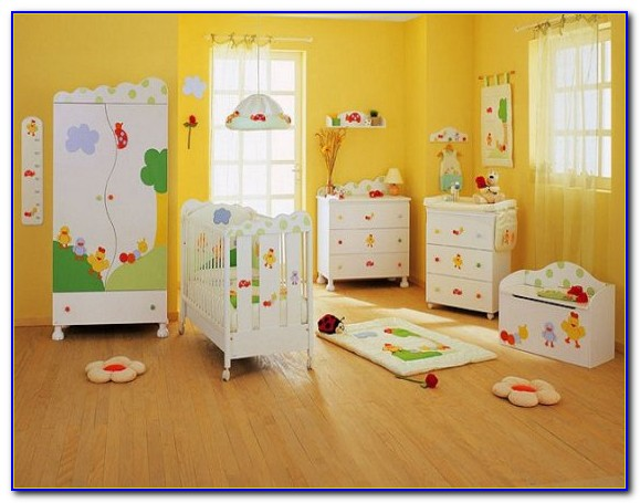 Toddler Boy Decorating Room Idea
