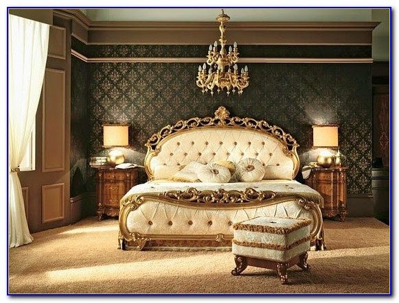 Traditional Italian Style Bedroom Furniture