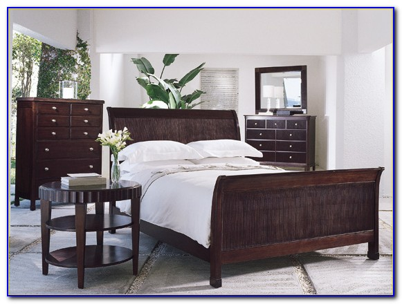 Tropical Style Bedroom Furniture