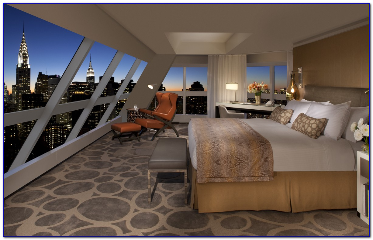 Two Bed Hotel Rooms New York