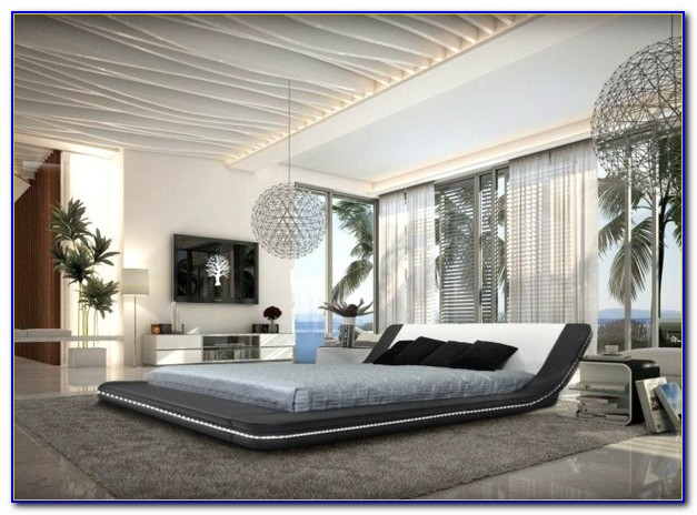 Ultra Modern Bedroom Furniture Sets