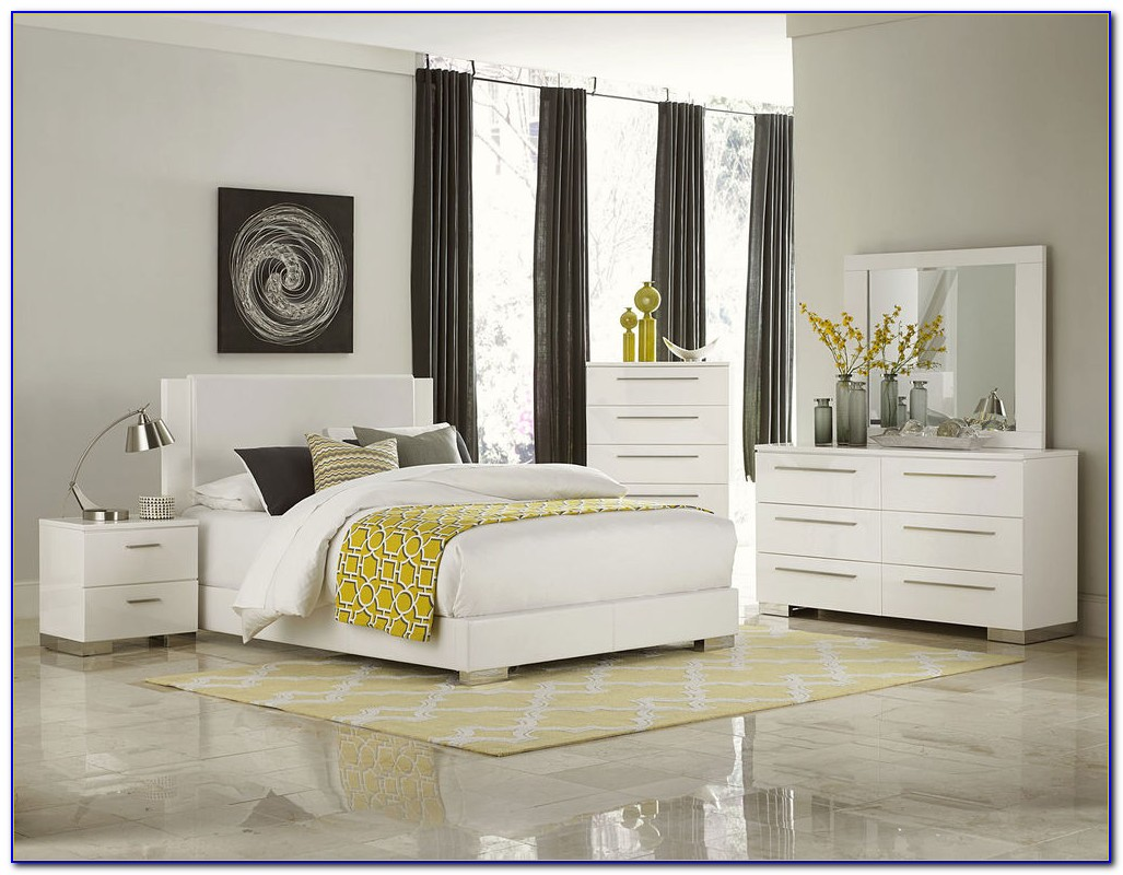 Ultra Modern Bedroom Sets
