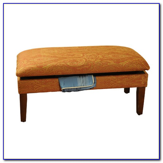Upholstered Storage Bedroom Bench By Wildon Home