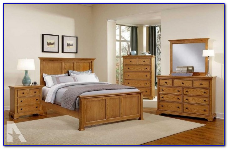 Usa Made Bedroom Set