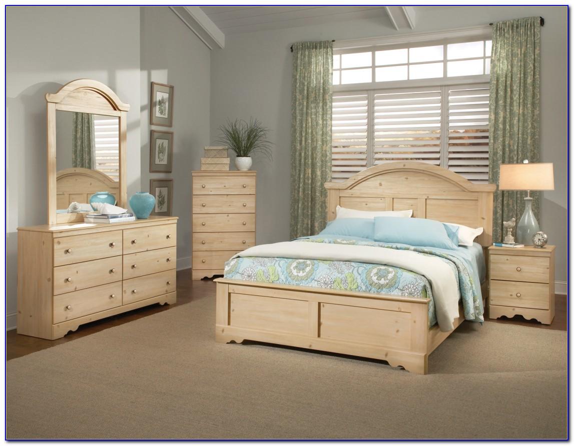 Used Pine Wood Bedroom Furniture