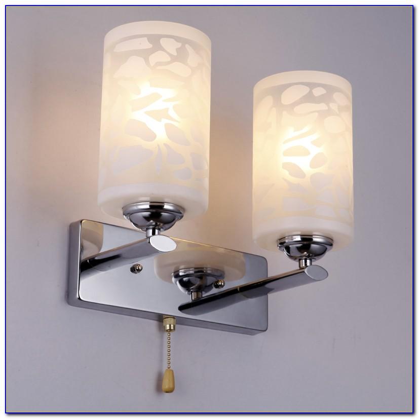 Wall Light Ideas For Bedroom