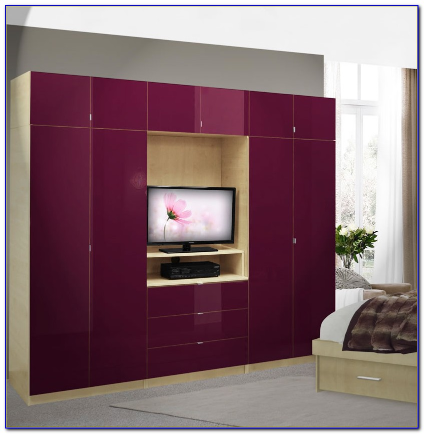 Wall Unit Designs For Bedroom