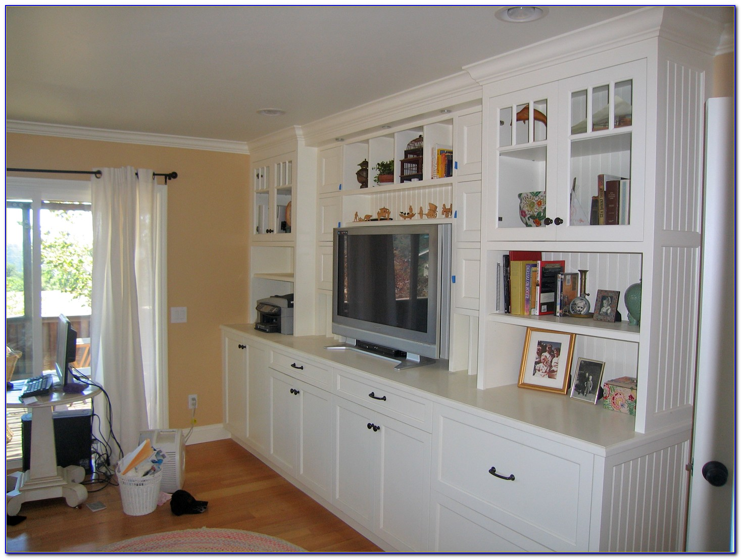 Wall Unit For Bedroom Storage