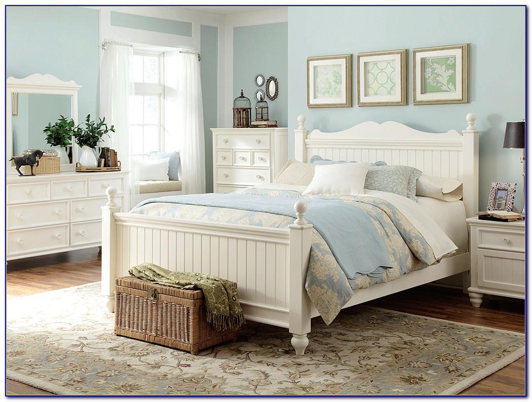 White Beach House Bedroom Furniture
