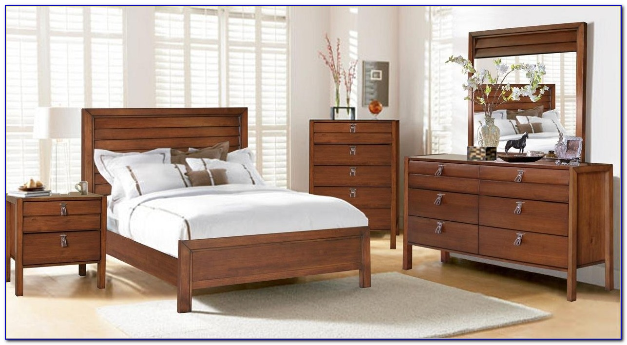 White Bedroom Furniture Solid Wood