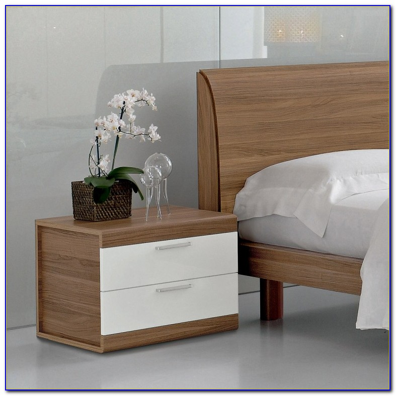 White End Tables For Bedroom