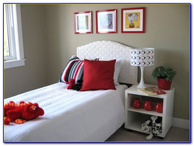 White Framed Art For Bedroom
