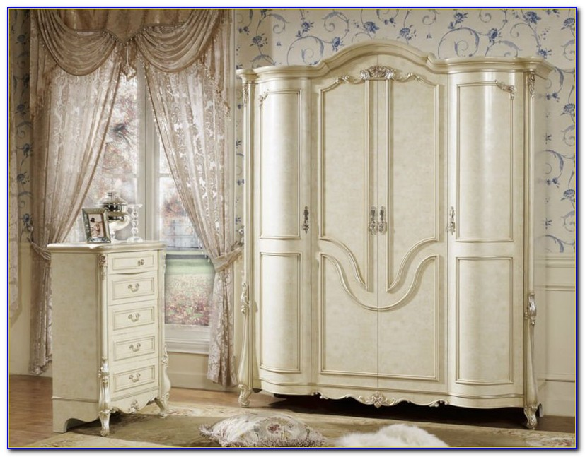 White French Provincial Bedroom Furniture Sydney