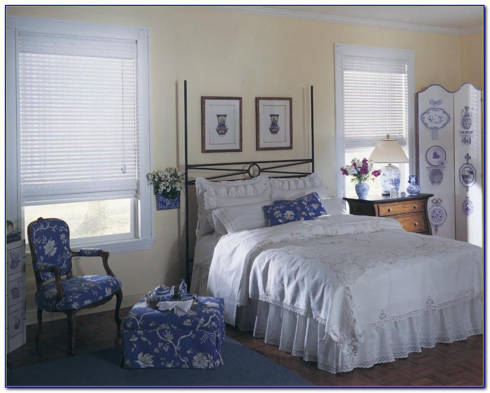 Window Treatment For Elegant Bedroom