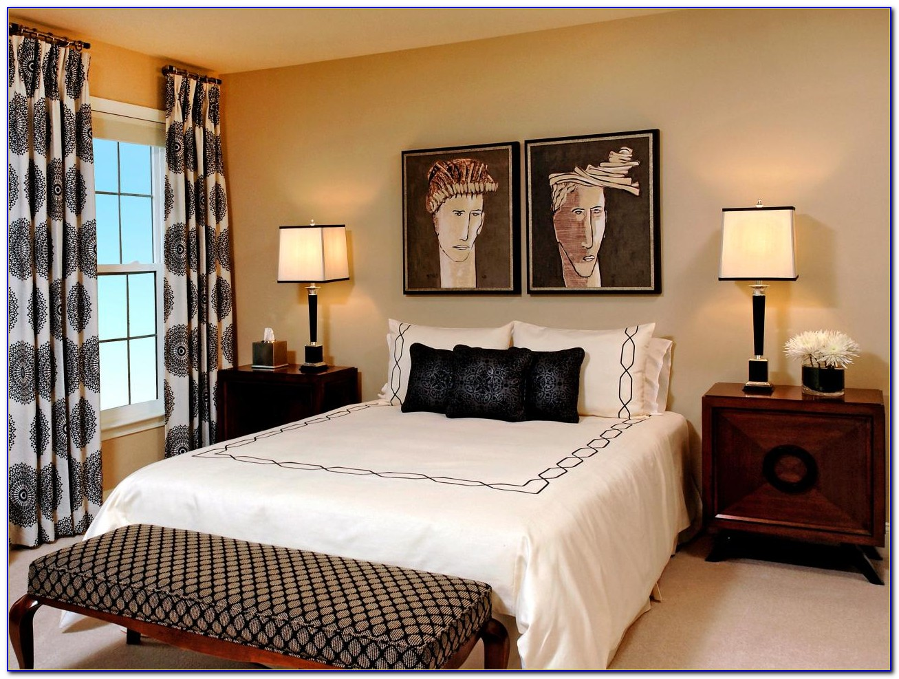 Window Treatment Ideas Bedroom