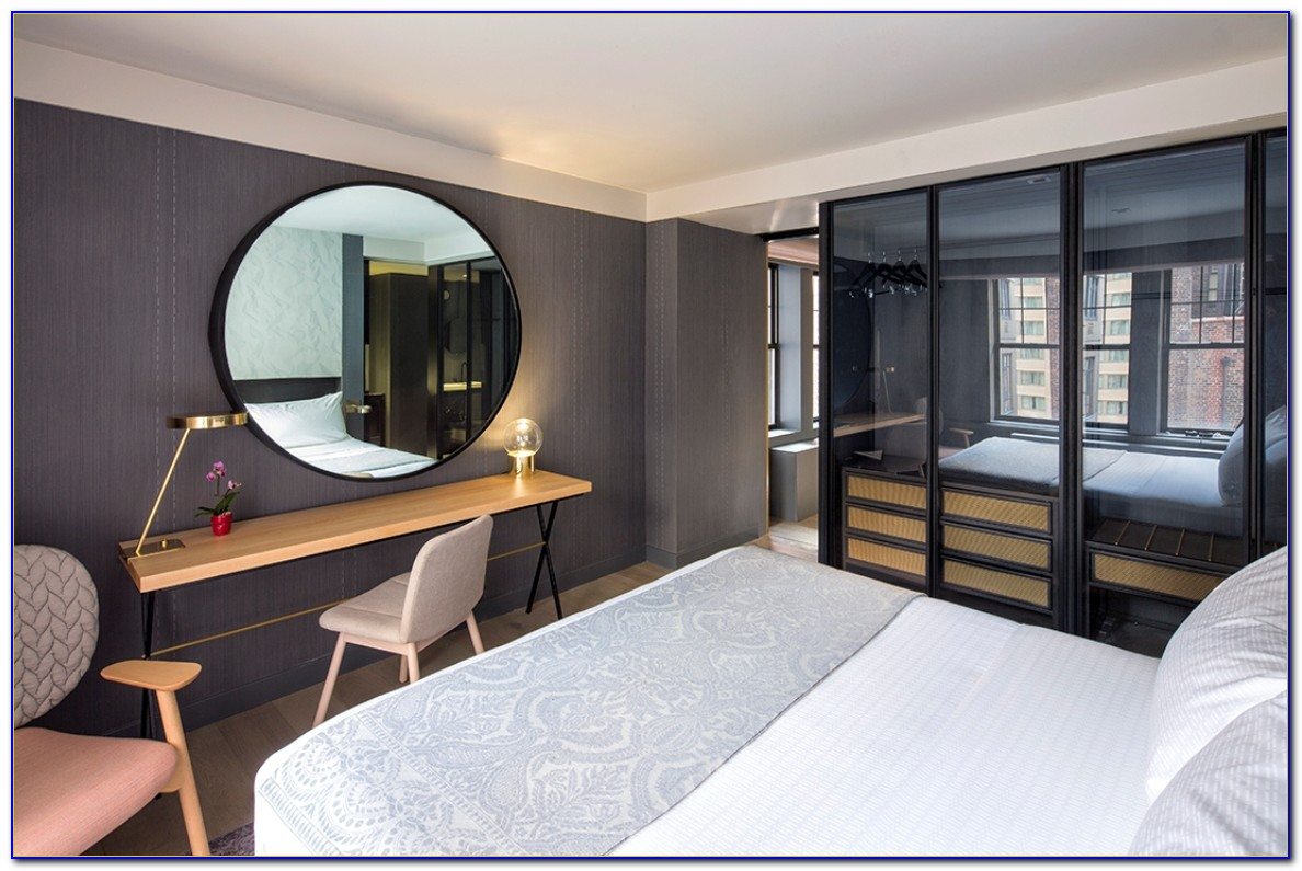 2 Bedroom Hotel Room New York