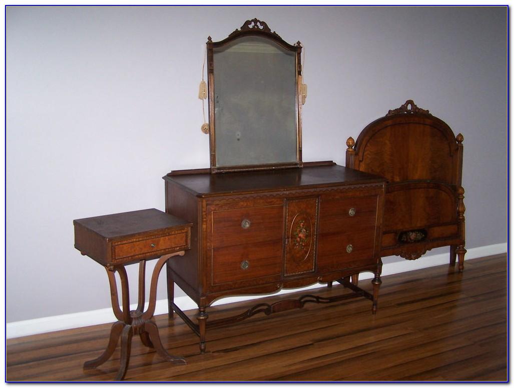 Antique Bedroom Furniture Sets Uk