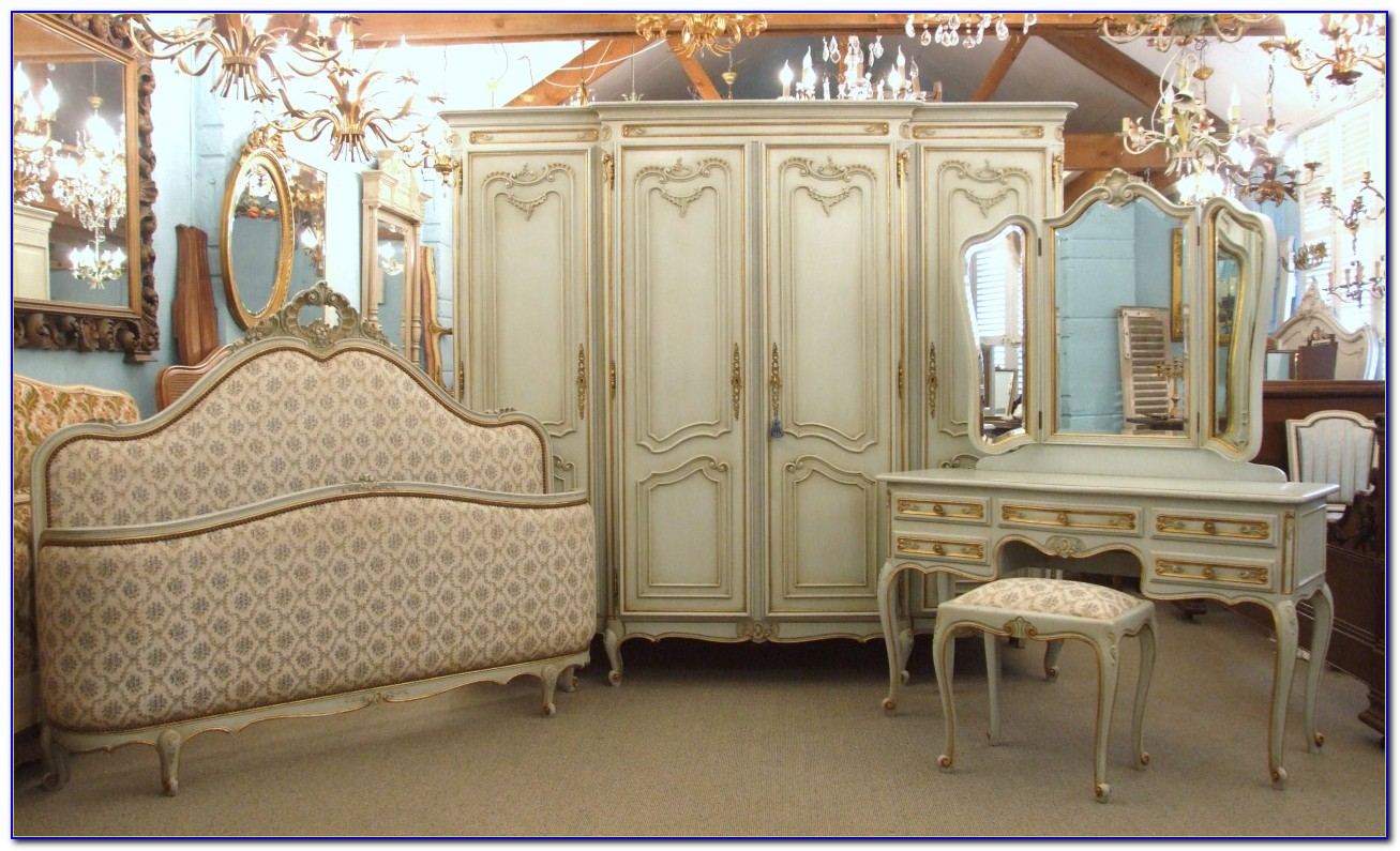 Antique French Bedroom Sets