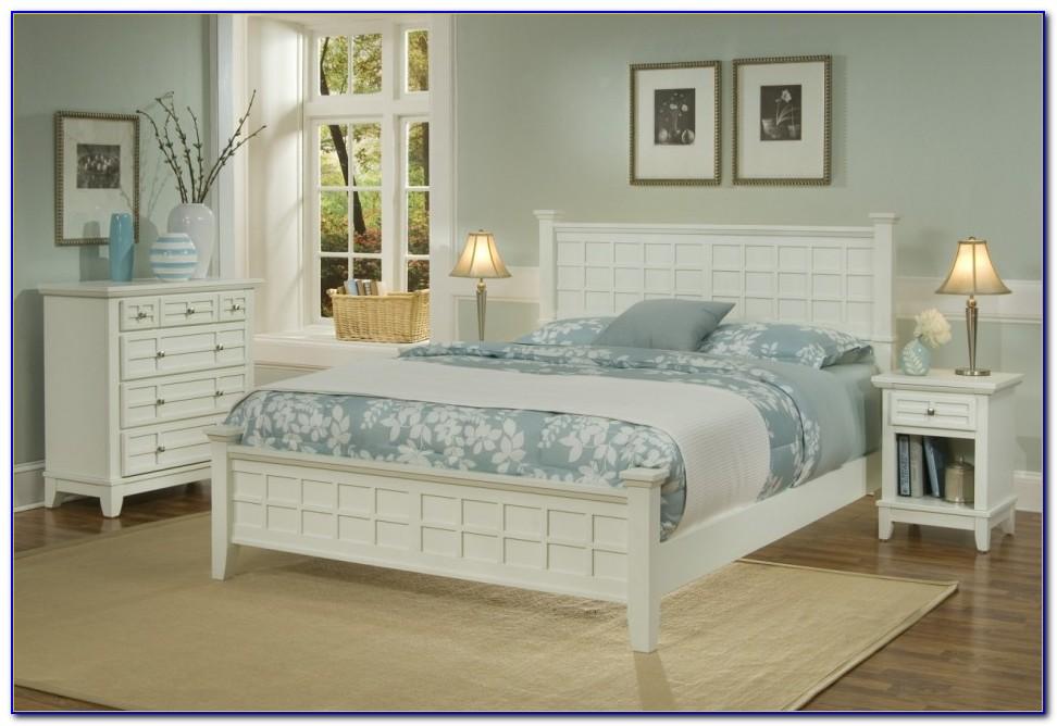 Ashley Furniture Bedroom Set White