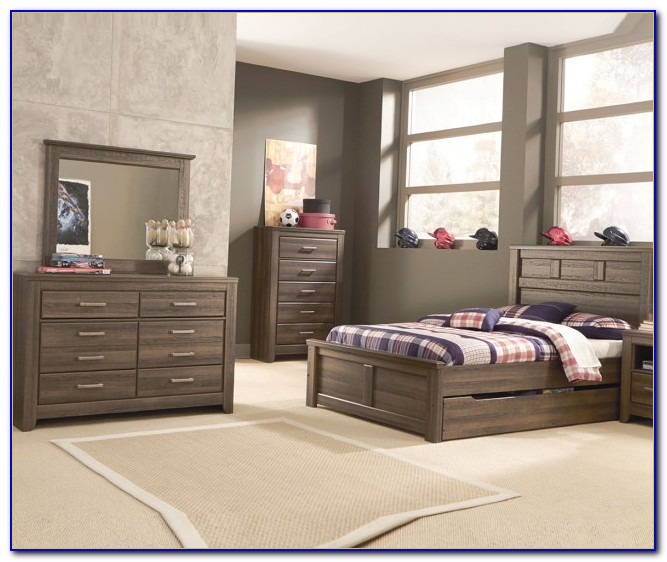 Ashley Kids Bedroom Set
