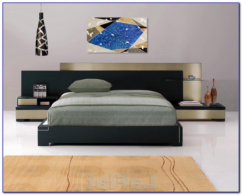 Asian Bedroom Furniture Platform Beds