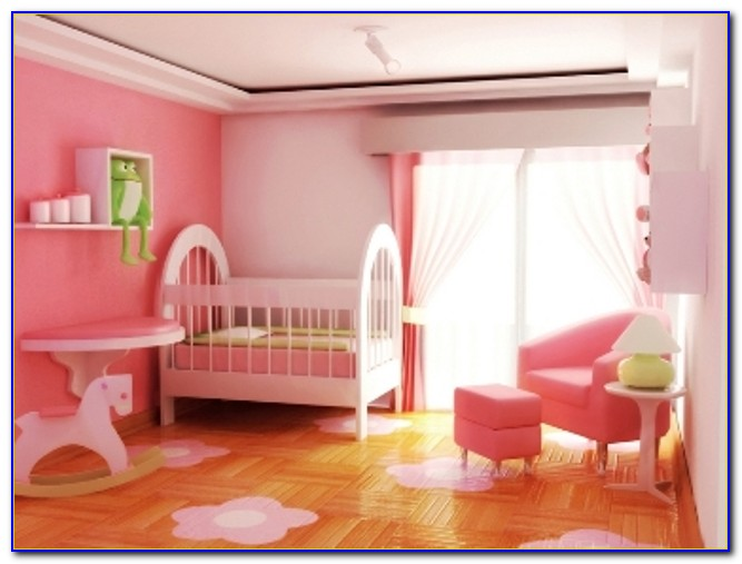 Baby Room Decorating Ideas For A Girl