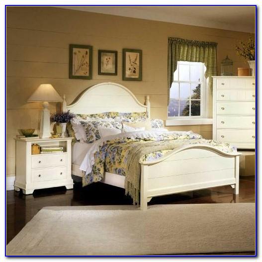 Bassett White Bedroom Furniture
